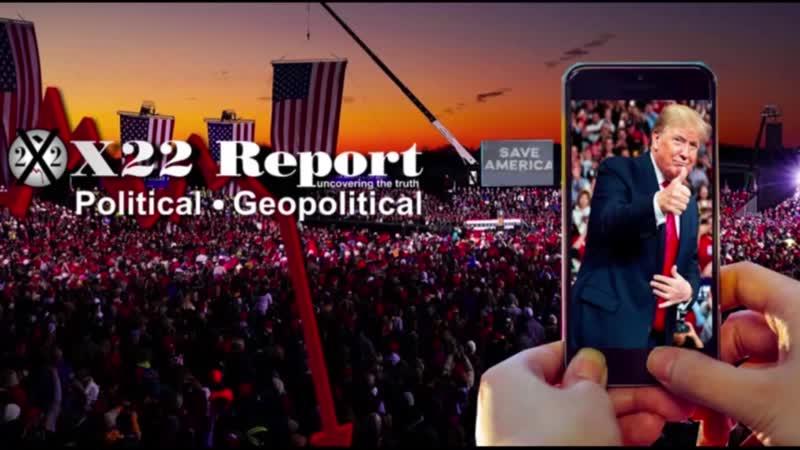 X22 Report vom 23 2 2021 Keine solche Agentur Trumps großes Erwachen Nichts kann es aufhalten Die Bühne wird vorbereitet