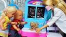 СПАСЛИ ЩЕНКА! КАТЯ И МАКС ВЕСЕЛАЯ СЕМЕЙКА. Мультики Барби с куклами. Видео для детей