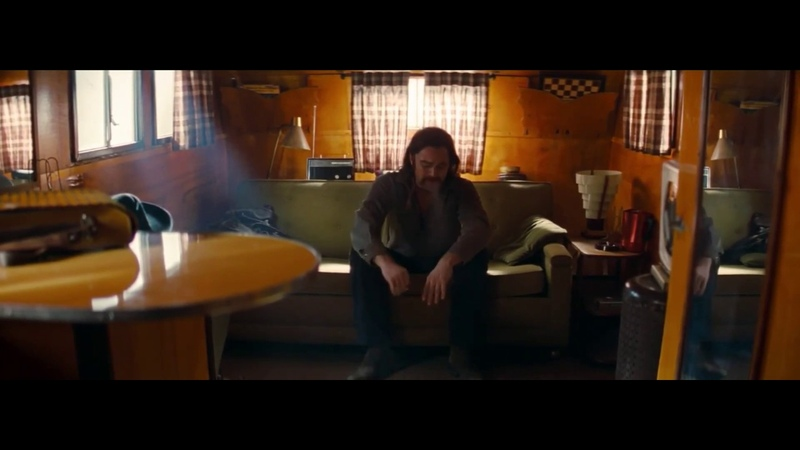 Once Upon a Time in Hollywood Scene Rick Dalton going mad in Trailer