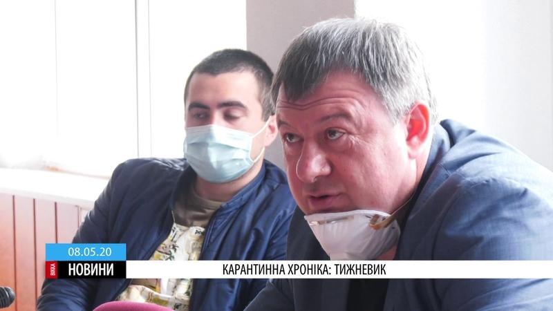 58 днів карантину хроніка скандальної карантинної семиденки на Черкащині (ВІДЕО)