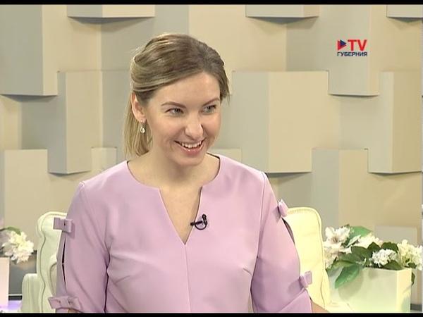 Интервью с победителями всероссийского конкурса Первый элемент на TV Губерния 18 03 19