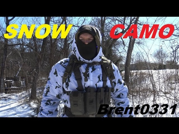 INFANTRYMAN'S GUIDE Basic Principles For Individual Snow Camouflage