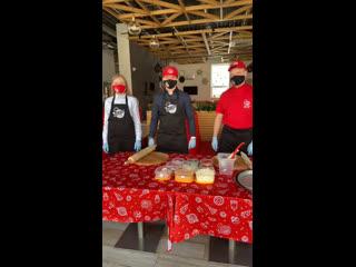 Мастер-класс с шеф-поваром ПиццаФабрики