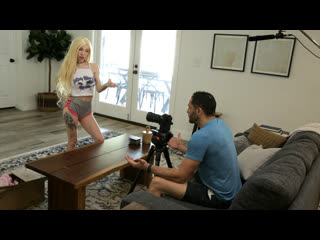 BrattySis Kenzie Reeves - Tick Tock My Step Sister Sucked My Cock NewPorn2020