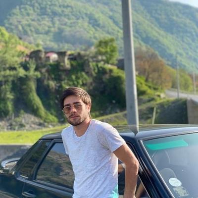Aqil, 20, Baku