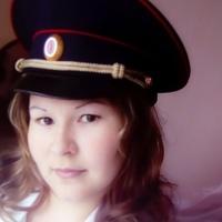 Фотография страницы Юлии Намсараевой ВКонтакте