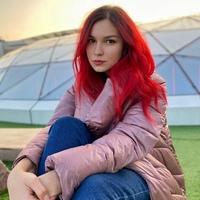 Личная фотография Ани Закамовой
