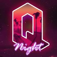 Логотип Q NIGHT