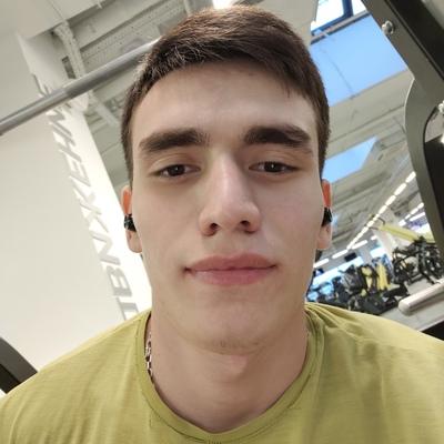 Тони, 18, Domodedovo