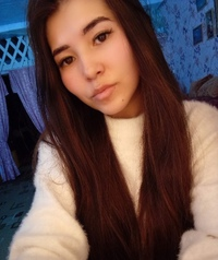 Юнусова Эльвина