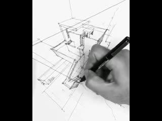 Маленькая хитрость для архитекторов
