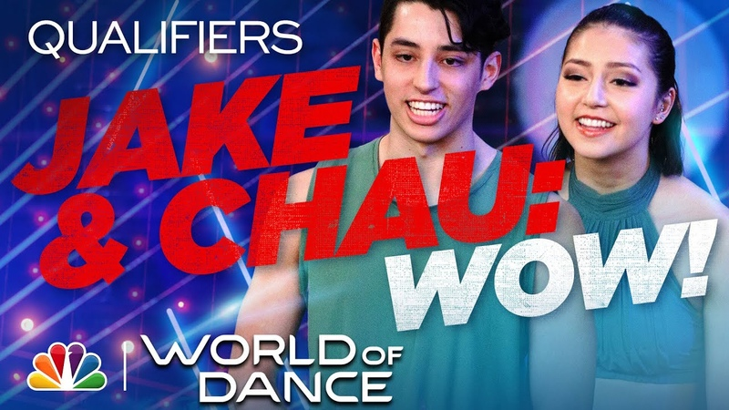 Upper Division's Jake Chau Dance to Bruises by Lewis Capaldi World of Dance Qualifiers 2020