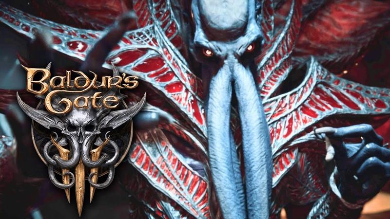 Baldur's Gate III Official Opening Cinematic Reveal Trailer