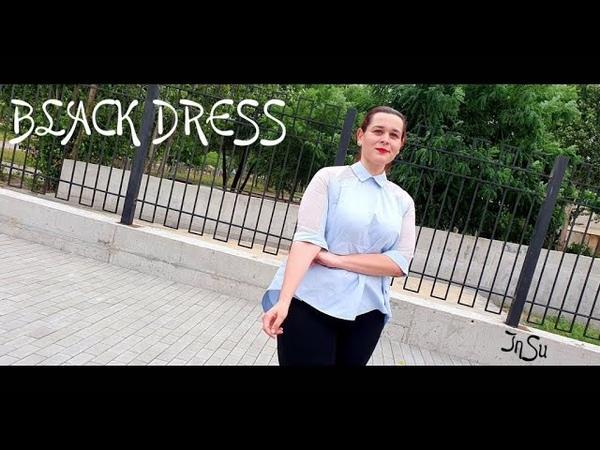 EieN CLC 씨엘씨 BLACK DRESS InSu
