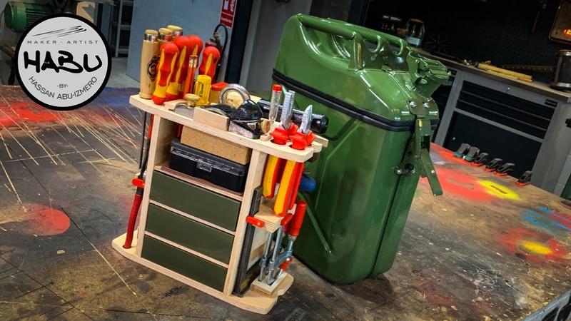HABU Building The Ultimate Tool Box