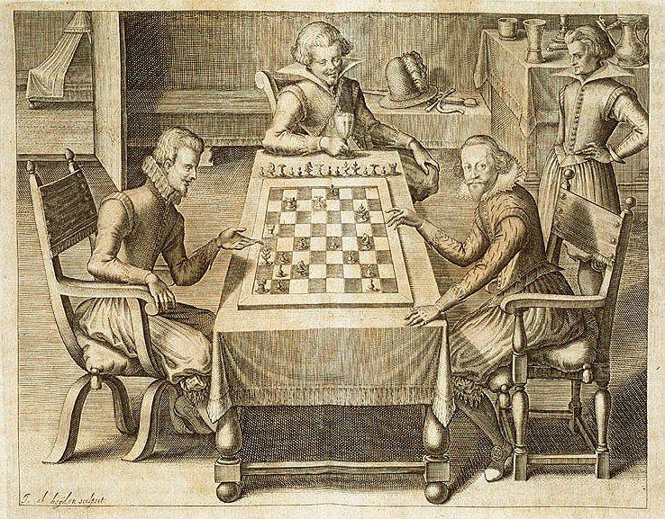 История развития шахмат, изображение №2
