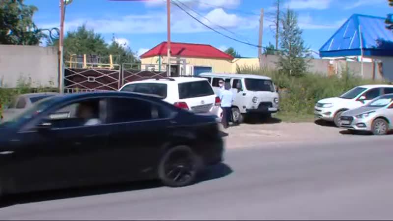 Участие ОМОН в рейдерском захвате в Сургуте