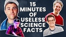 A Solid 15 Minutes Of Science Facts w/ Mark Rober More!