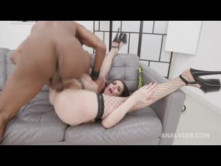Balls Deep, Jessica Bell Vs Dylan Brown with Balls Deep Anal, Gapes and Swallow GL406 Anal, Blowjob, Cum Swallowing, Deep Throat