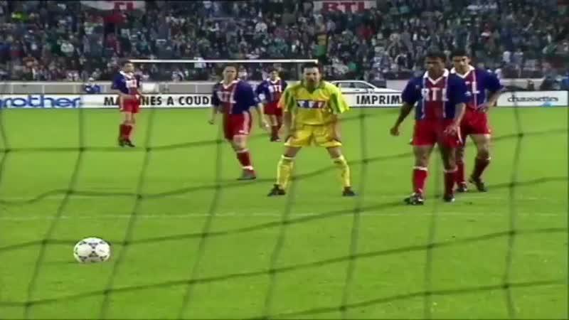 ️12 juin 1993, le PSG soffre sa 3ème Coupe de France en surclassant Nantes 3-0 dans un match très animé! - - Les souvenirs du jo