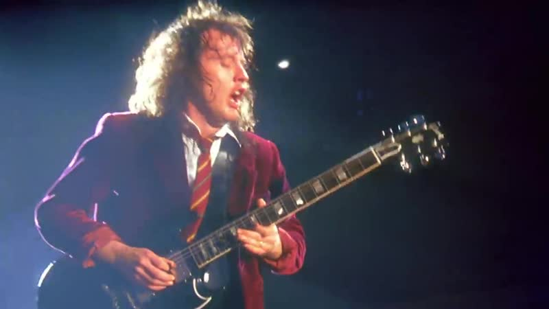 AC DC Jailbreak Live at Donington 1991
