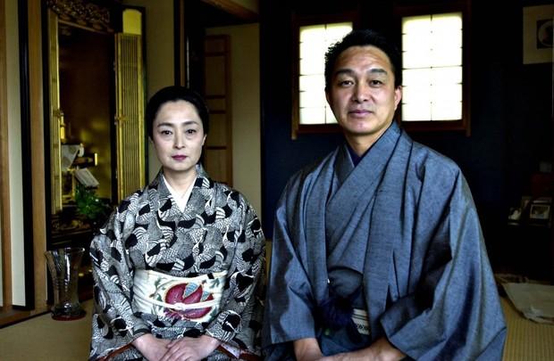 «Настоящие мемуары гейши» Минэко Ивасаки, изображение №3