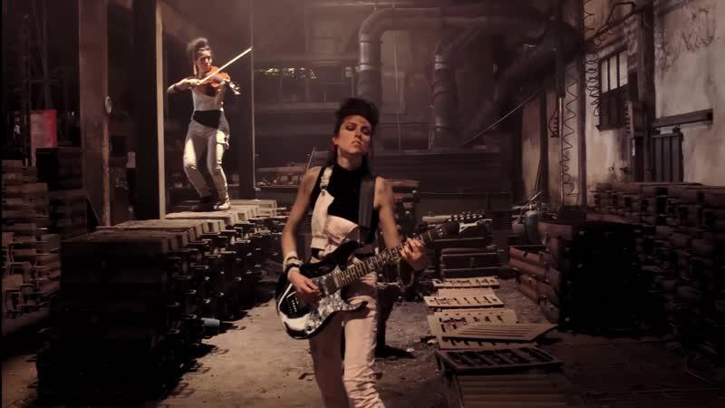 Fear Of The Dark - Iron Maiden - Violin Guitar - Golden Salt