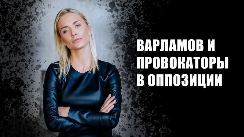 Про Варламова и провокаторов в оппозиции