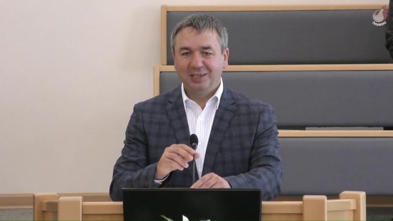 Игорь Азанов. Добрый в Божьих очах человек
