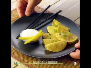 Идеальный омлет к завтраку!