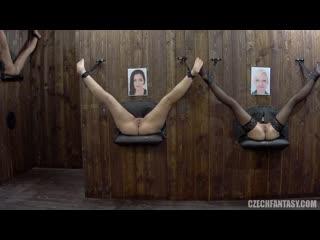 Czech Fantasy 9, Групповая ебля узеньких чешских дырочек porno s
