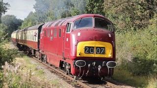 Legendary Diesel Locomotive Thrash, Speed & Screams!