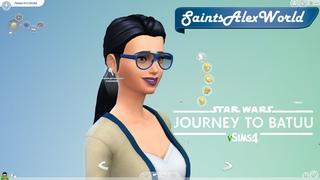 The Sims 4 Star Wars: Путешествие на Батуу Прохождение [PC] #1 - Создание персонажа и первое задание