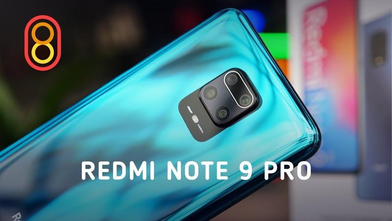 Обзор Redmi Note 9 Pro снова дёшево