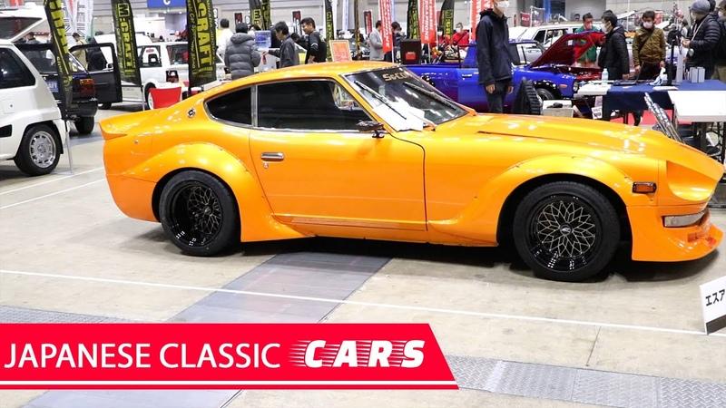 Nostalgic 2 Days Japanese Classic Cars Show