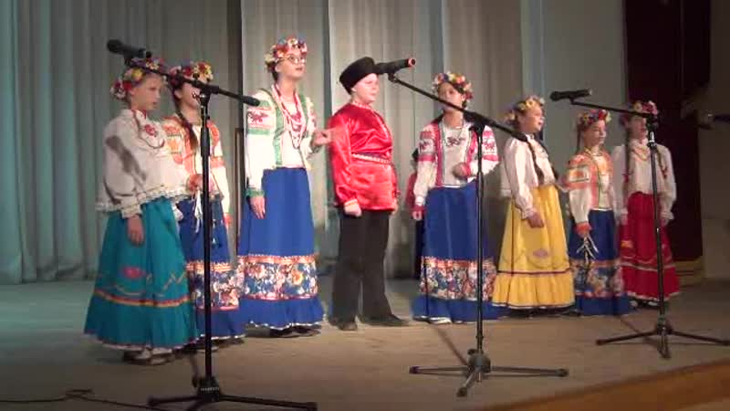 Росинка Рождественский концерт