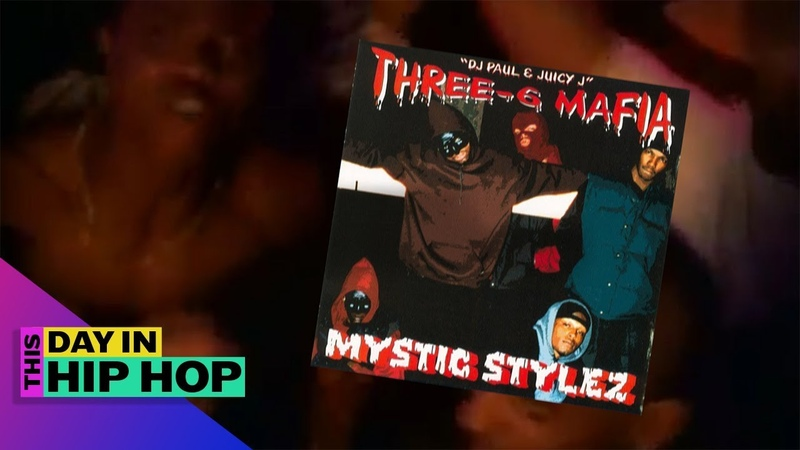 Three 6 Mafia: How Mystic Stylez Transformed Hip Hop (May 23rd) | This Day In Hip Hop