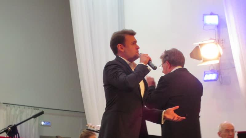 Дмитрий Риберо - Ах, эти чёрные глаза , в Петрозаводске 20.05.19 г.