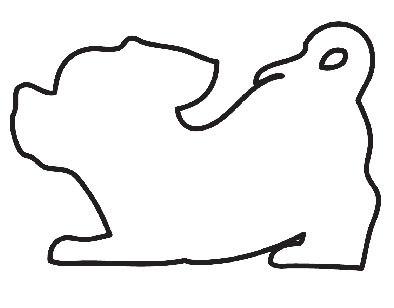УНИВЕРСАЛЬНЫЕ ШАБЛОНЫ ДЛЯ ДЕТСКОГО ТВОРЧЕСТВА - рисуем пальчиками - рисуем пластилином - делаем аппликации - дорисовываем недостающие детали - рисуем крупой Простор для