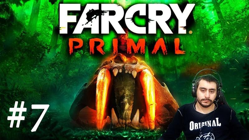 Tırmanma Kancamız Var Artık   Yeni Özel Wenja   Bölüm 7   Far Cry Primal Türkçe evdekal