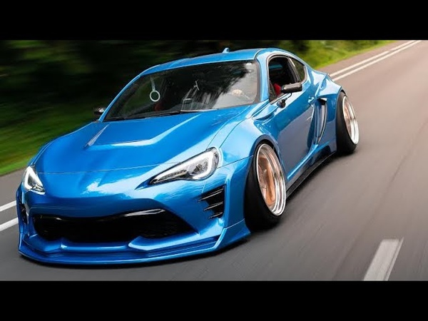 FENDER TO LIP Derek's Stanced FRS