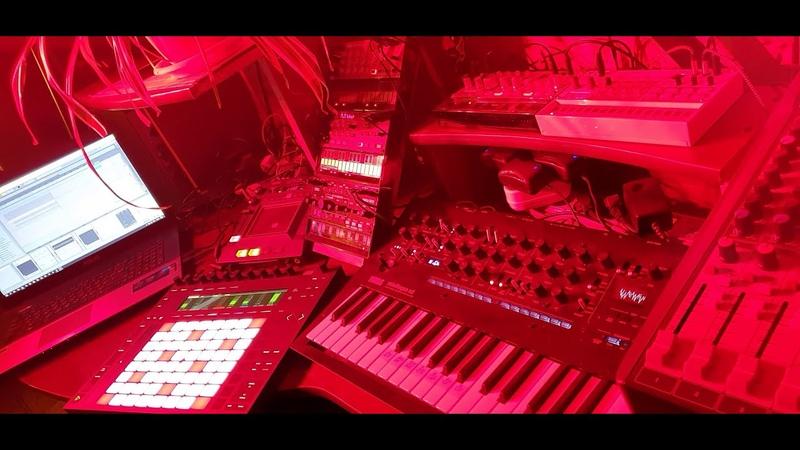 Dj Wadada - Live Session / 02 03 2020 [ falling to abyss ]