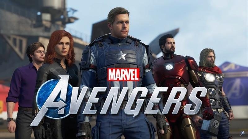 Marvel's Avengers ➤ НОВЫЕ МСТИТЕЛИ ФИНАЛ