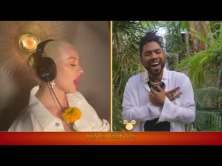 Miguel and Christina Aguilera Perform 'Remember Me' - The Disney Family Singalong: Volume II