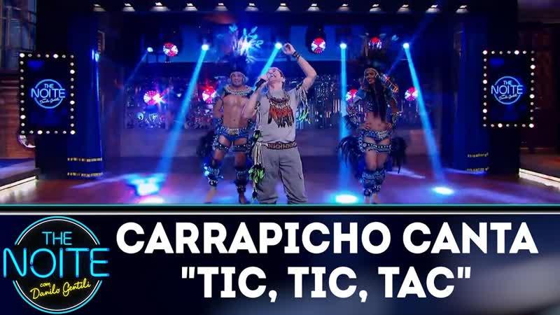Carrapicho Tic tic tac